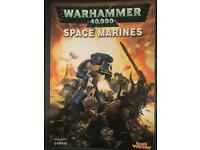 Warhammer 40K Space Marine/Ultra Marine large army