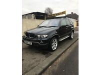 Bmw x5 full service history fully loaded