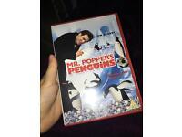 Mr poppers penguins on dvd