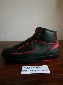 Nike Air Jordan 2 • UK 9/EU 44/US 10 • BNIB • RRP £130