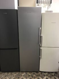 Hotpoint Long Freezer Only With Free Delivery