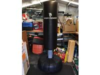 Body Power standing punch bag