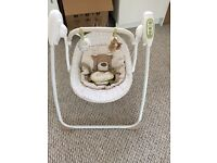 mothercare much loved swing