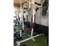 Multi Gym gold's gym