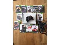 Xbox 360 60gb white bundle