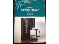 Woolworths Coffee Maker (BNIB)