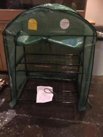 Greenhouse/grow rack