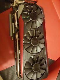 Asus Strix OC GTX980 ti