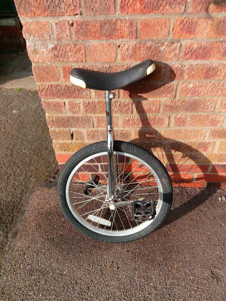 """unicycle bike 20"""" wheel"""