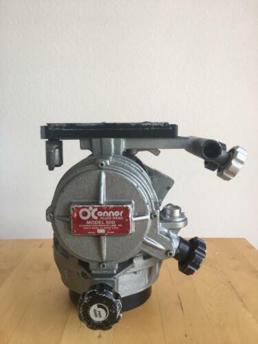 OConnor Model 50D Fluid Head