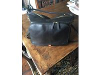 Used Pacapod Changing Bag - Jasper - Leather RRP: £250