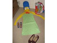 Marge Simpson fancy dress