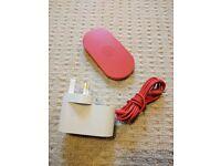 Mobile charging pad