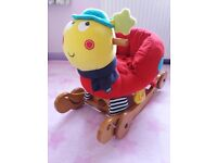 Mamas and Papas Rock and Ride Talking Lotty Rocking Toy
