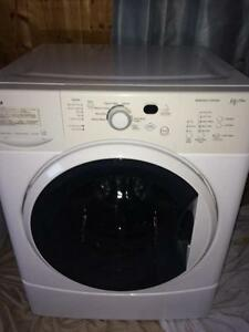Kenmore Front Load Washer - King Size Capaciy - Energy Star - FREE WARRANTY