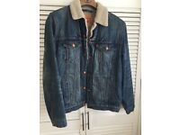 Men's Levi Jacket Large