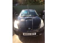 Toyota Celica 1.8 vvti *only 78,000 miles*