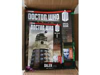 Doctor Who Collectable Magazines