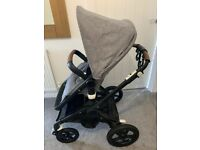 Bugaboo Fox with Maxi Cosi Pebble Car Seat