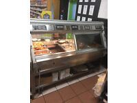 HennyPenny 5Well Hot Food Counter