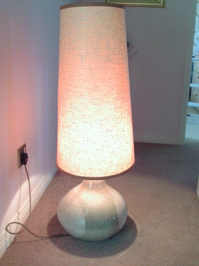 VINTAGE BEAUTIFUL 1980s WEST GERMAN FLOOR LAMP | in Rochester, Kent ...
