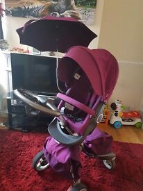 Stokke V3 purple