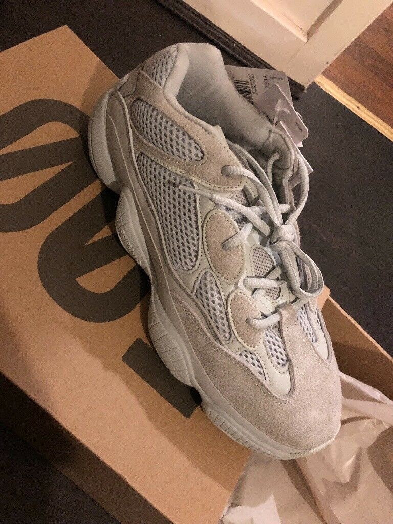 8a257422405 YEEZY 500 SALT in SIZE UK 9.5