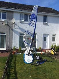 Windsurfer complete package for sale