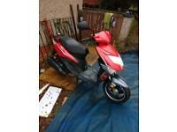 Lexmoto FM50cc Scooter