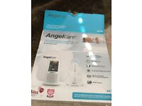 Angelcare AC701 Digital Touchscreen Movement and Sound Baby Monitor
