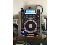 Numark NDX 400 USB/CDJ controller great condition works great