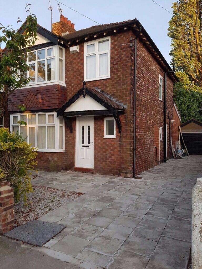 Semi Detached House 3 bedroom semi-detached house for sale, woodlands drive, offerton