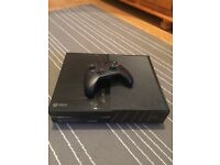 Selling a my xbox one due to I don't play it anymore.