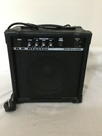 B.B Blaster BB10B Bass Amplifier Made by John Hornby Skewes LTD Very good condition.