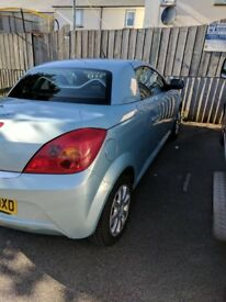 Vauxhall Tigra Convertible for sale