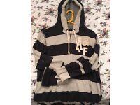 Abercrombie hoodie.