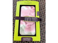 Ted baker phone cases with mirror- brand new for iphone 8 or 6,6s, 7 £28 each ono