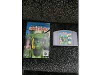 N64 / Nintendo 64 games