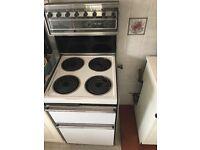 Belling classic electric free standing cooker oven made in Britain