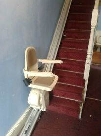 STAIRLIFT SUPERGLIDE 120 , ACORN STAIRLIFT