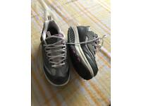 Skechers shape ups. Fitness walking shoes Size 5. As new so excellent condition