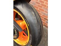 2009 cbr1000rr Fireblade repsol low miles nice extras mint condition
