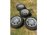 4x alloy ford focus 2001