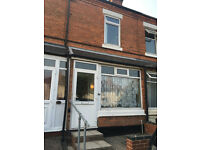 2 bed house, fully refurbished, close to acocks green hight street, amenities and public services