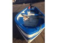 16ft Cygnus type fishing boat