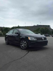 2016 Volkswagen Jetta Sedan Comfortline - Turbo!! RARE PRE OWNED