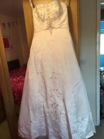 Alfred Angelo 2nd Hand wedding dress