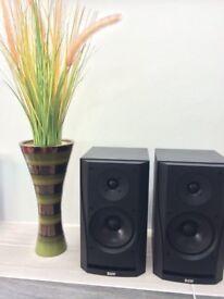 Bowers and Wilkins B&W DM302 HiFi Speakers - VGC
