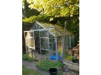 Large Green house for sale