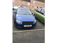 Audi a3 8p debadged grill